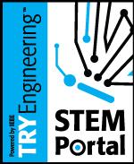 Volunteer STEM Portal logo